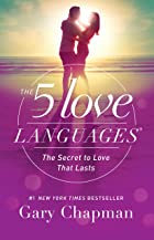 Cover image of The 5 Love Languages by Gary D. Chapman