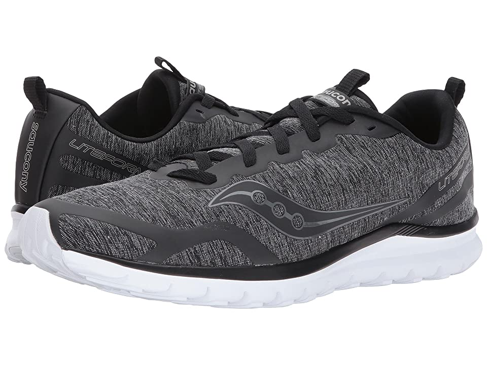 Saucony Liteform Feel (Black) Men