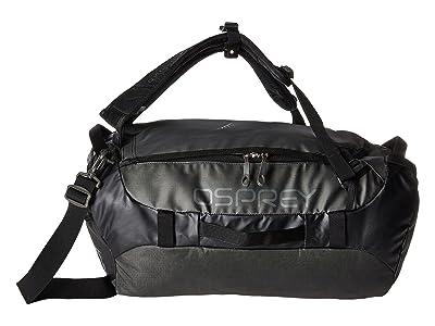 Osprey Transporter 40 Duffel (Black) Duffel Bags
