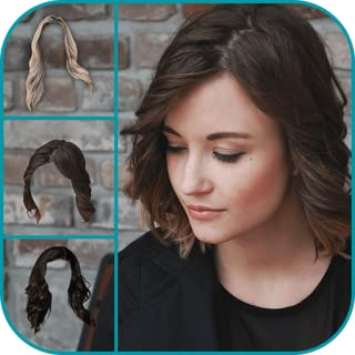 Woman Hairstyle Photo Maker