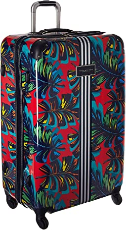 """TH-683 Pineapple Palm 29"""" Upright Suitcase"""