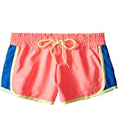 Seafolly Kids - Fun Run Running Boardie (Little Kids/Big Kids)