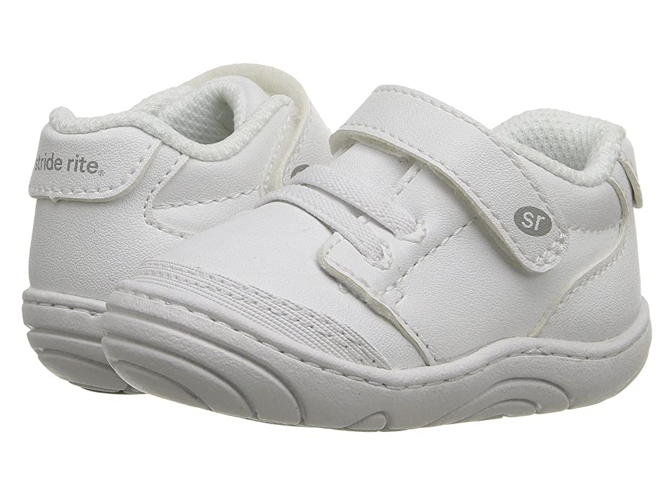 Stride Rite Taye (Infant/Toddler) (White Synthetic) Kid