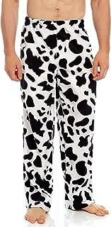 Men's Pajamas Pants Fleece Lounge Sleep Pj Bottoms...