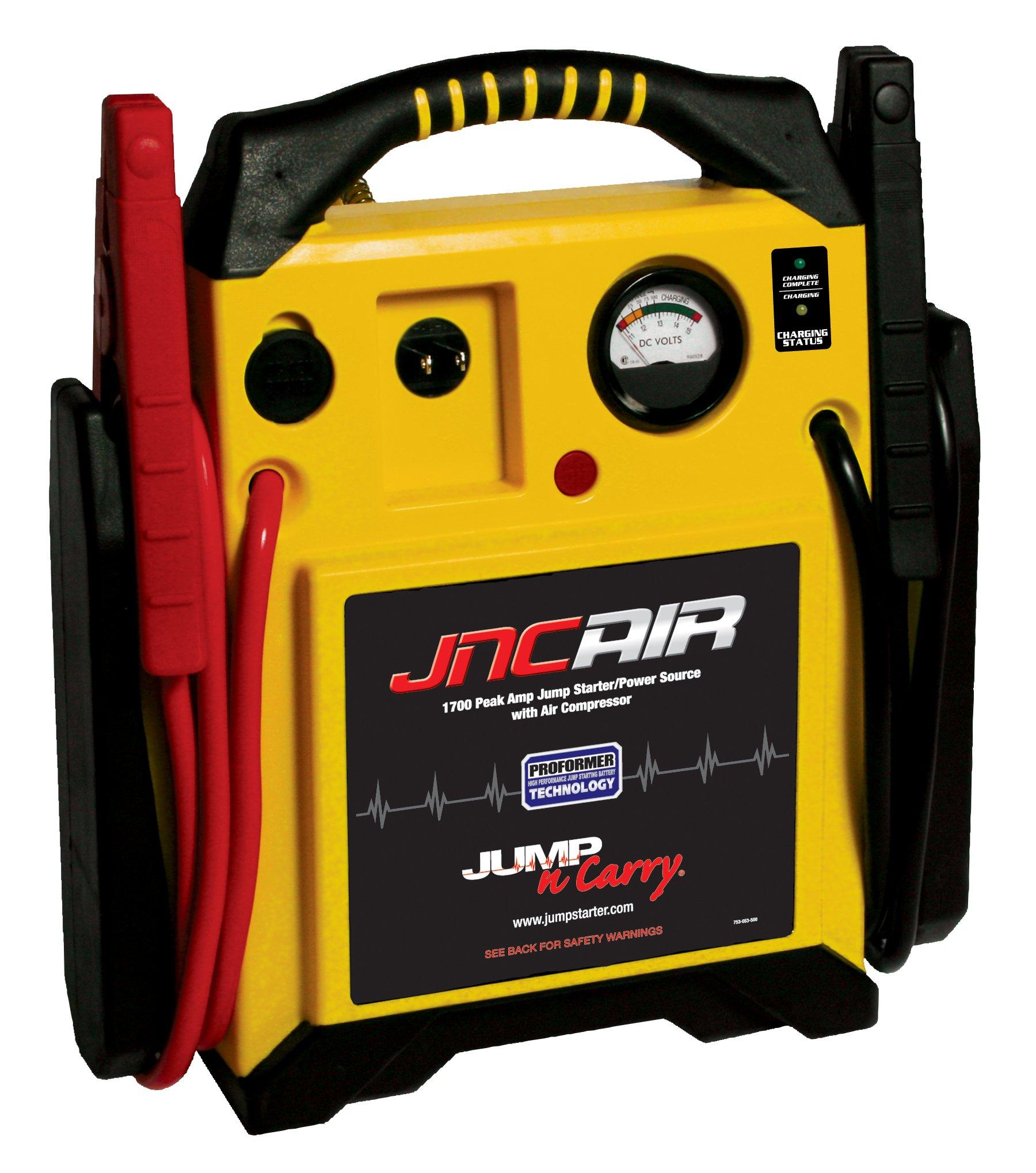 Jump N Carry JNCAIR 1700 Starter Compressor