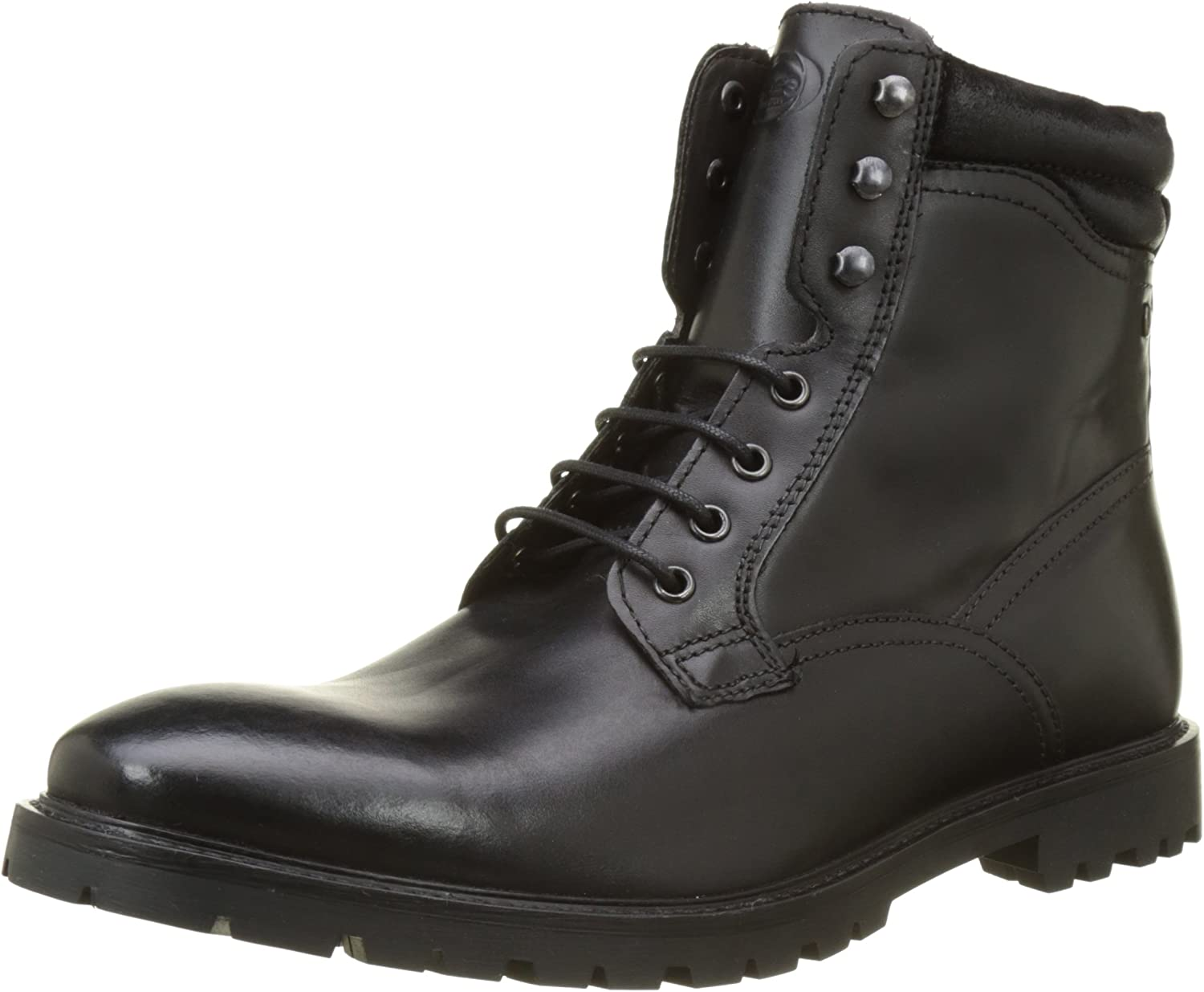 Base London York, Men's Combat Boots