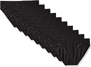 Amazon Essentials Women's Cotton Stretch Bikini Panty