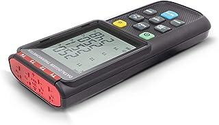 PerfectPrime TC0520, 4チャンネル熱電対温度計K、J、E、Tタイプデータロガー、USB PCソフトウェアWindows...