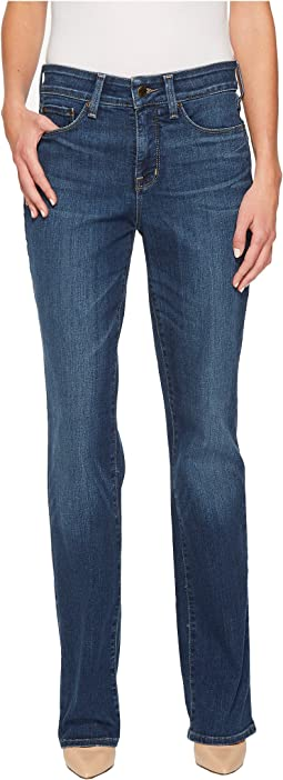 NYDJ - Marilyn Straight Jeans in Pioneer