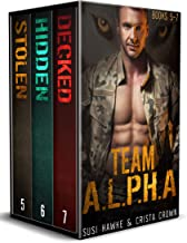 Team ALPHA Books 5-7 (Team ALPHA Bundle Book 2)