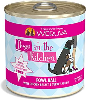 Weruva Dogs in The Kitchen Grain-Free Wet Dog Food Cans & Pouches
