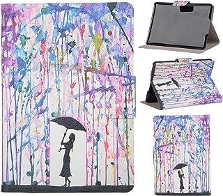 Kindle Paperwhite Leather Funda,Baokai Flip Stand PU cubierta de cuero de la caja [duro interior] Colorido pintura cubiert...