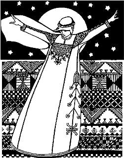 Folkwear #105 Syrian Dress Robe Gown Frock Syria Middle Eastern Traditional Sewing Pattern (Pattern Only) folkwear105