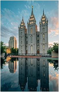Noir Gallery Salt Lake City LDS Temple Photo 8