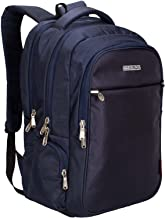 Cosmus Atomic Dx 3 Compartment Large Laptop Bag - Navy Blue Polyester Waterproof Laptop Backpack