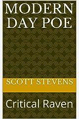Modern Day Poe: Critical Raven Kindle Edition