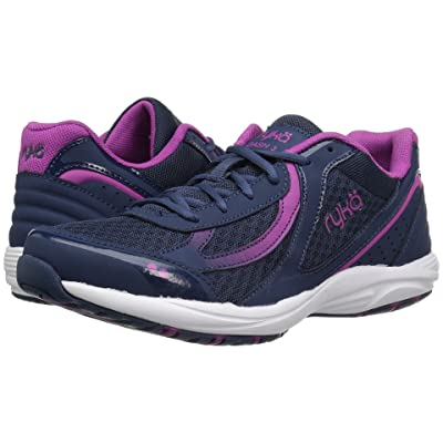 Ryka Dash 3 (Insignia Blue/Vivid Berry) Women