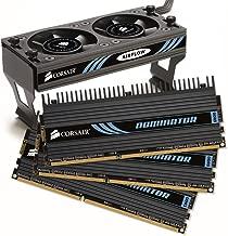 Corsair TR3X6G1866C9DF Dominator 6 GB 3 x 2 GB PC3-14400 1800MHz 240-Pin DDR3 Core i7 Memory Kit