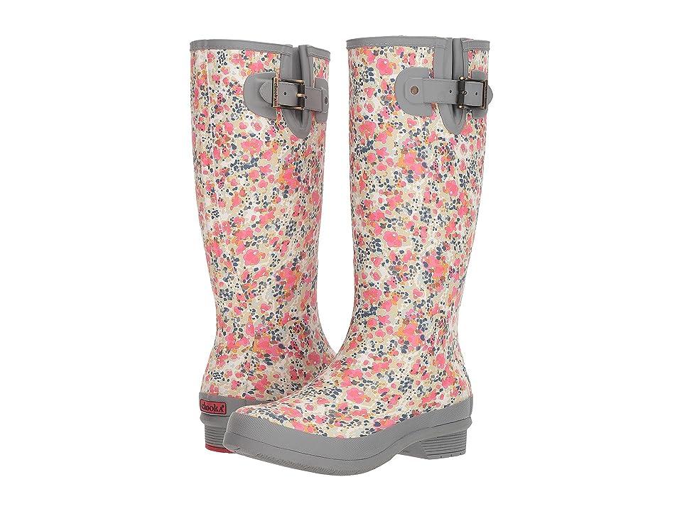 Chooka Julia Rain Boots (Gray) Women