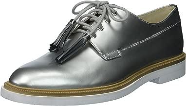 Kenneth Cole New York Women's Annie Menswear Styled Oxford Flat