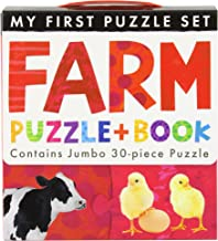 Farm Puzzle + Book (My First Puzzle Set)