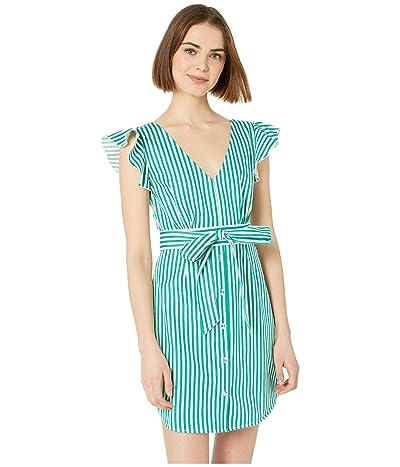 BB Dakota Peppermint Dress (Misty Jade) Women