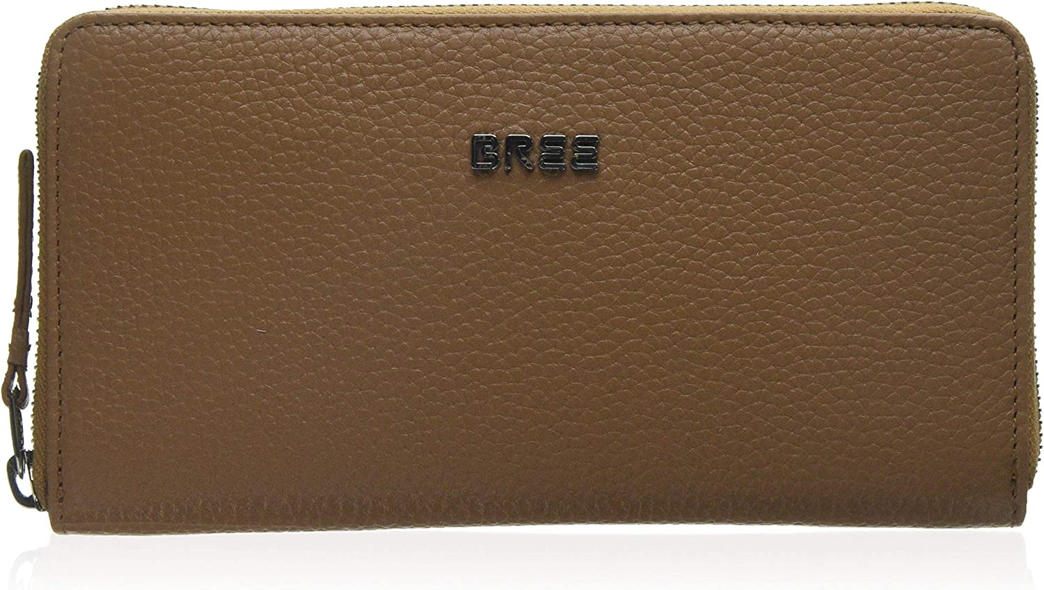BREE Collection Nola New 101, Tan, Combi. Purse Grain, Women's Wallet, Brown (Tan), 2x10x12 cm (B x H T)
