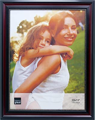 "kieragrace Lucy Picture Frame, 10"" x 13"", Dark Brown"