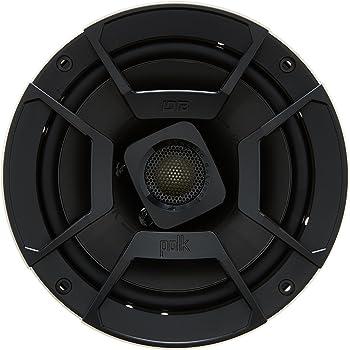 "Polk DB652 UltraMarine Dynamic Balance Coaxial Speakers, 6.5"" - Pair"