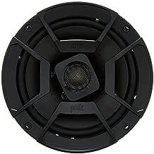 "Polk Audio DB652 Black Ultramarine Dynamic Balance Coaxial Speakers, 6.5"", 2 Pack"