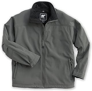 White Bear Clothing Co. Soft Shell Jacket (Style 4600) - 16 Sizes: S-6XL, LT-6XT
