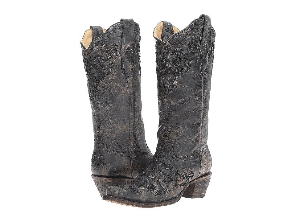 Corral Boots A3124 (Metallic/Grey) Women
