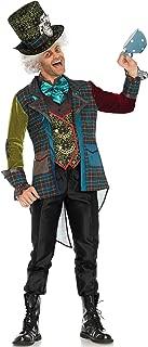 Men's Mad Hatter Wonderland Costume