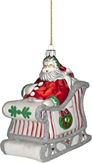 Marquis By Waterford Santa Delivering Gifts Ornament