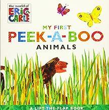 My First Peek-A-Boo Animals
