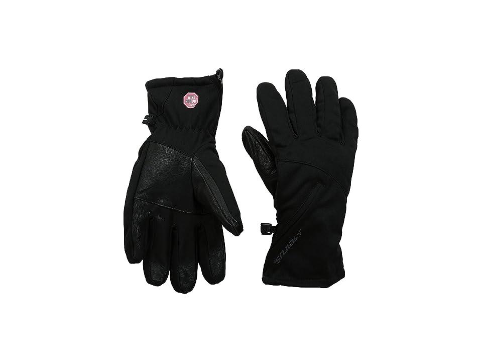 Seirus Cyclone Glove (Black) Ski Gloves