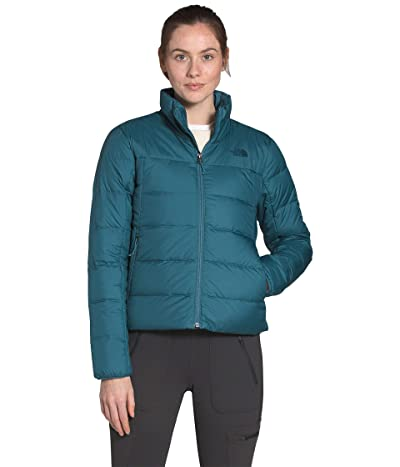 The North Face Hybrid Insulation Jacket (Mallard Blue) Women