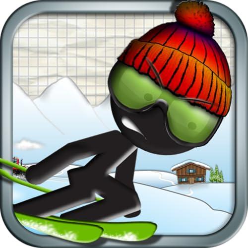 Stickman Ski Racer (Free)