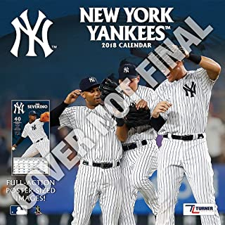 New York Yankees 2019 Calendar