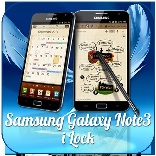 Galaxy Note III iLock