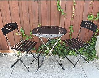 amazon com patio bistro sets 50 to