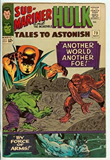 tales to astonish 73