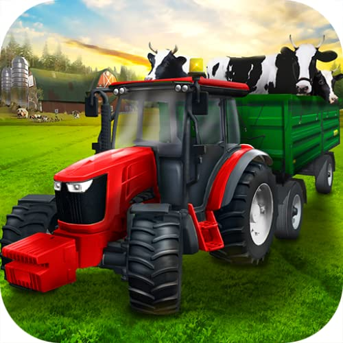 Farming in America: Farmer Machines Simulator - drive, grow, harvest, sell!