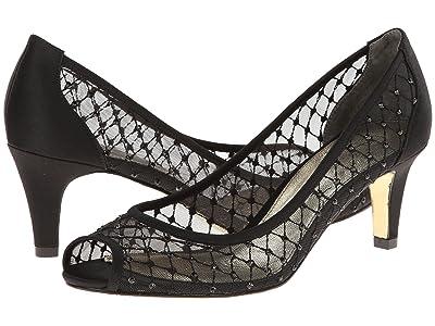 Adrianna Papell Jamie (Black) High Heels