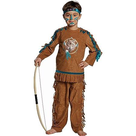 Indianermädchen Kinderkostüm Karneval Fasching