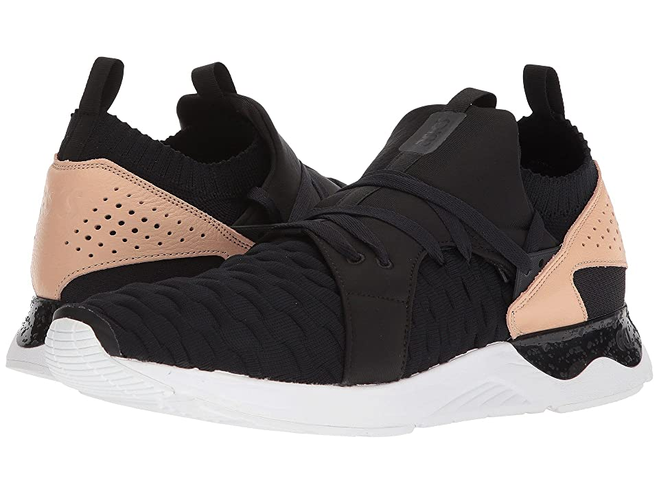 ASICS Tiger GEL-Lyte V Sanze Knit (Black/Black) Athletic Shoes
