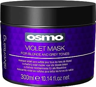 OSMO Silverising Violet - Mascarilla para cabello (300 ml