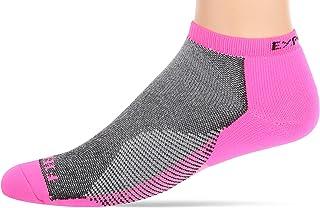 Thorlos Experia Xfcu Fierce Thin Cushion Running Low Cut Socks