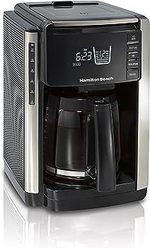 Hamilton Beach 45300 TruCount 12 Cup Programmable Coffee Maker