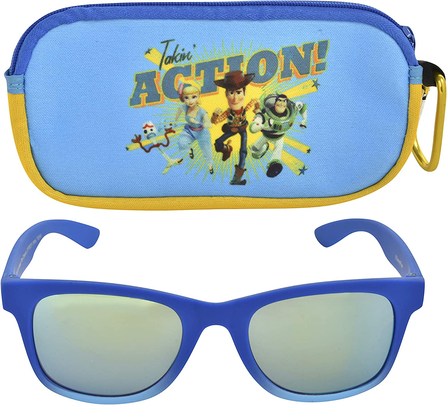 Toy Story Kids Albuquerque Mall Sunglasses with Tod Case Protective Glasses Max 85% OFF